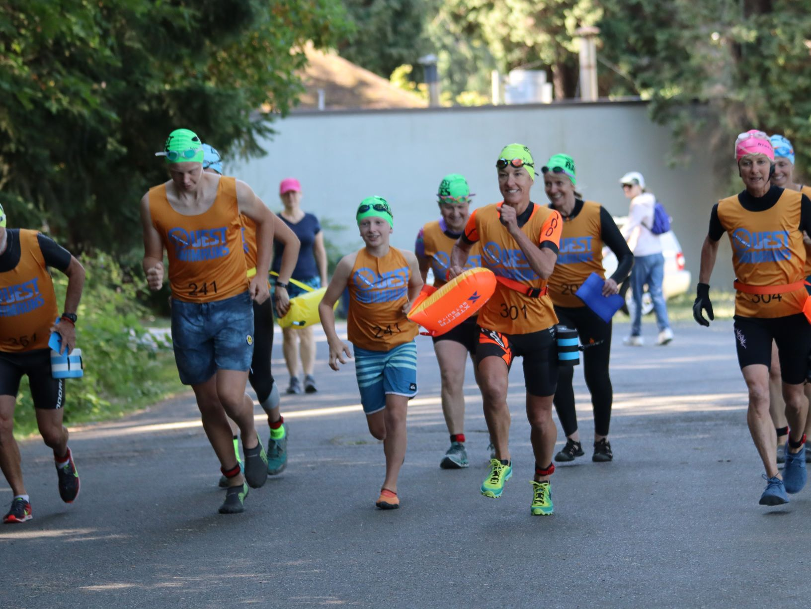 The Bellingham SwimRun Connection: An Interview with Brent and Annie Molsberry