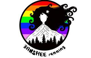 Banshee Running Logo