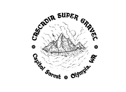 Cascadia Super Gravel logo